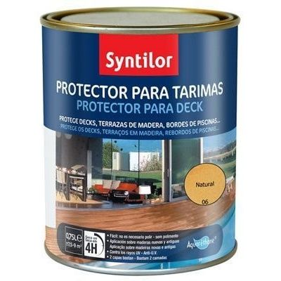 Protector Tarima Color Chocolate 750ml