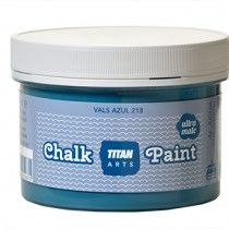Titan Chalk Paint Foxtrot Rosa 250 ML